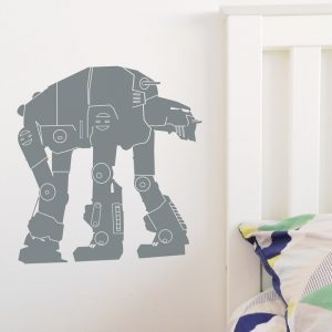 AT-M6 Wall Sticker star wars wall art