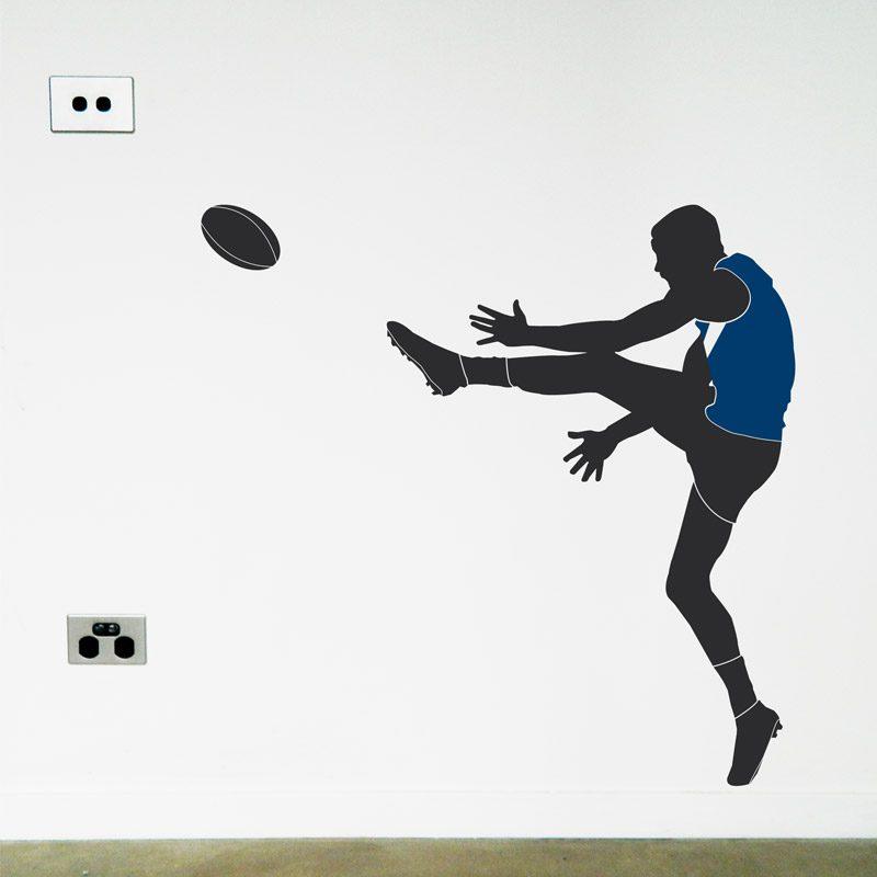 australian football player freemantle wall sticker