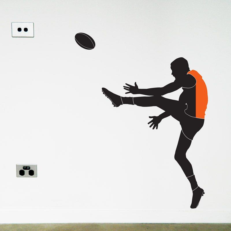 australian football player gws wall sticker