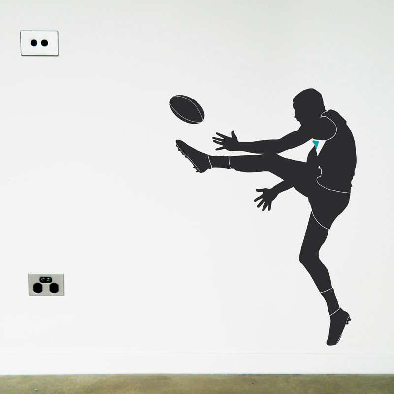 australian football player adelaide power wall sticker