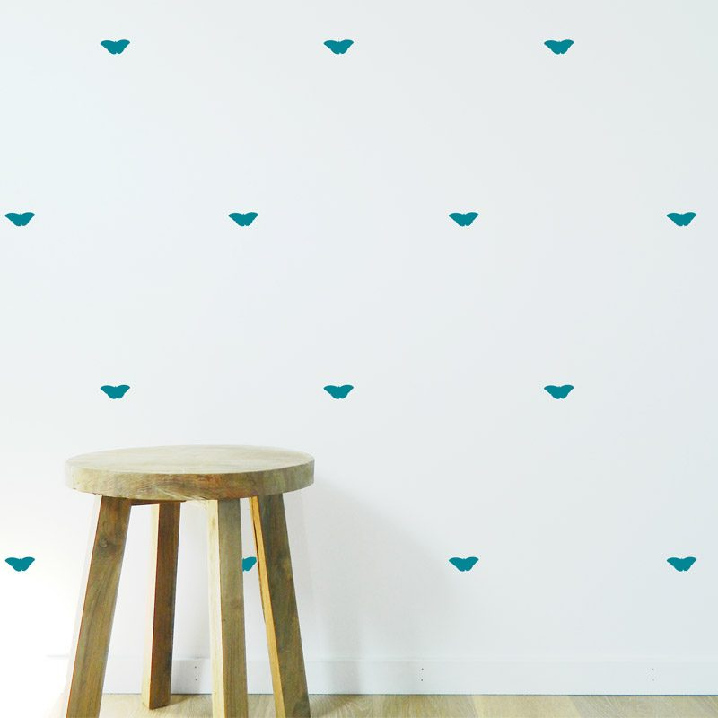 Butterfly Wall Stickers mini butterflies wall decor