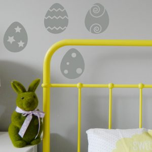 Easter Egg Wall Stickers Egg Decor for your walls