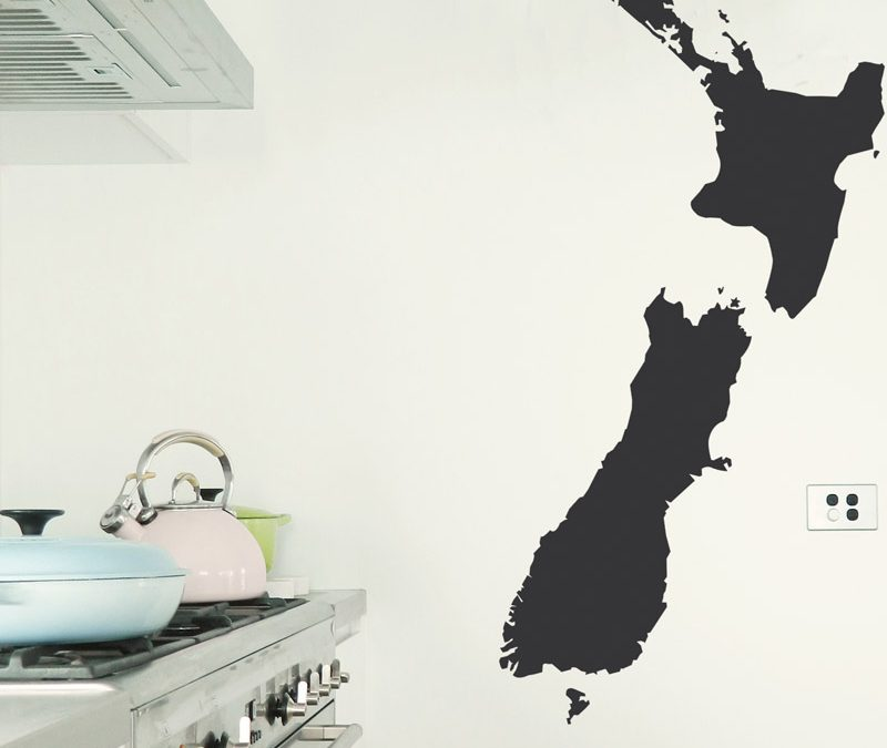 NEW YEAR, NEW BEGINNINGS, NEW ZEALAND!