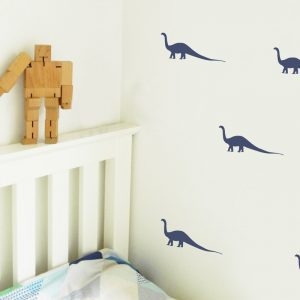 dinosaur wall sticker