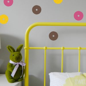 donut wall stickers