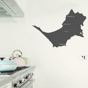mornington peninsula chalkboard wall sticker