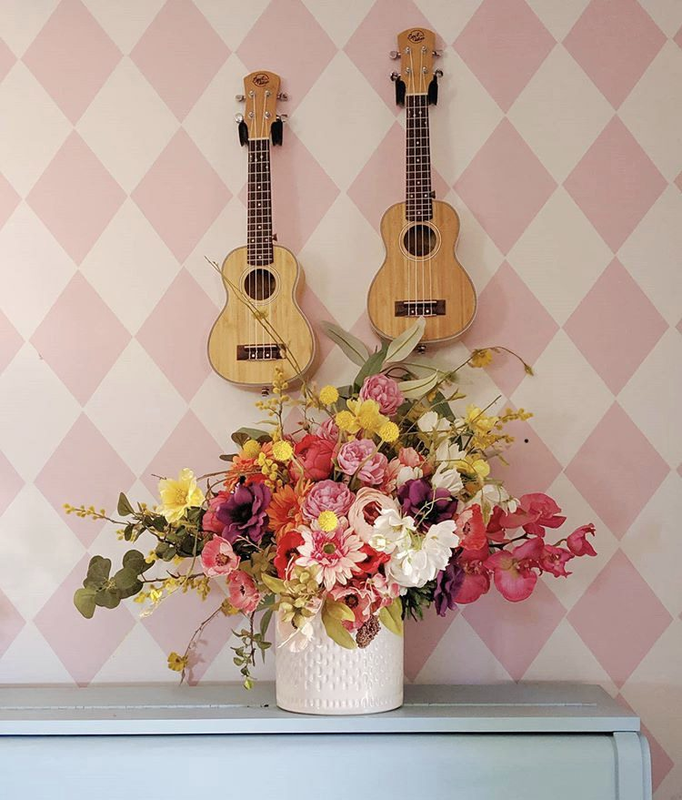 harlequin wall decals eclectic home