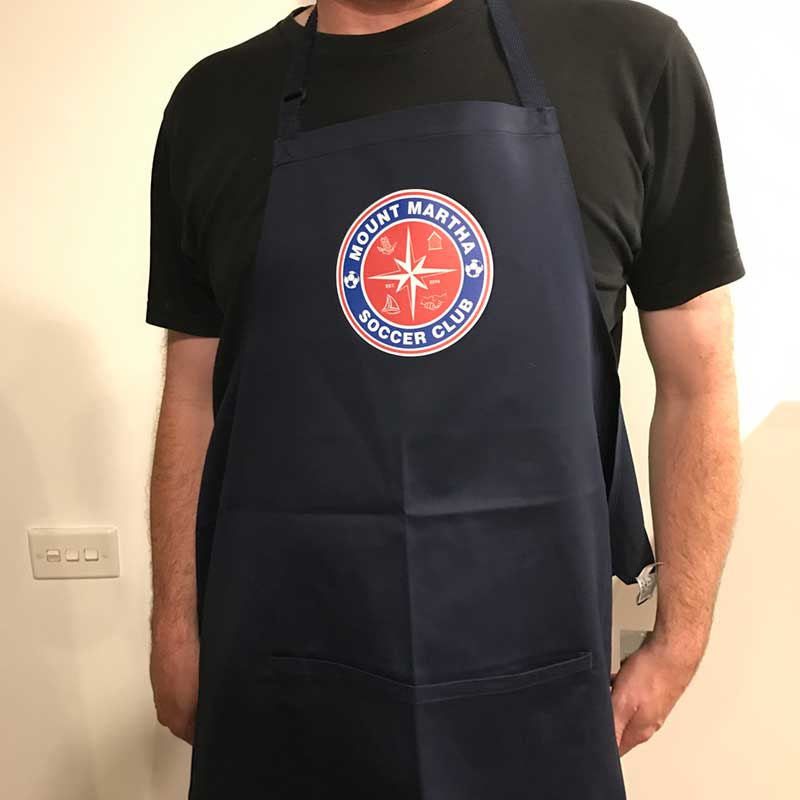 sports club apparel branding